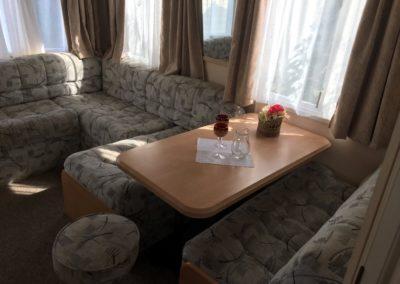 Mobilh č. 2obývák, rouzkládací sedačka